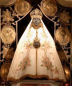 Le Puy Black Madonna