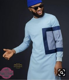 How To Look Good Like Nick Jonas This Christmas - 9 Affordable Outfits To Shop Latest African Wear For Men, Latest African Men Fashion, African Shirts For Men, African Dresses For Kids, Nigerian Men Fashion, African Attire For Men, African Clothing For Men, Boys Kurta Design, Mens Kurta Designs