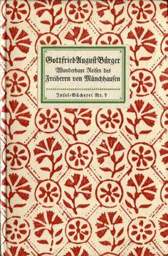 Münchhausen.  Insel Verlag