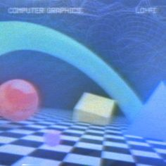Lo-Fi, by Computer Graphics Jazz Chord Progressions, Dream Catalogue, Dont Hug Me, Indie, Retro Background, Title Card, Dance Music, Lo Fi Music, Computer Wallpaper