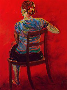 """""""Contemplation II"""" Amy Buchheit - Fine Art - http://www.amybuchheit.com"""
