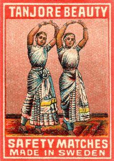 Vintage Fireworks, Matchbox Art, Vintage India, Old Ads, Illustration Sketches, Female Art, Cover Art, Vintage Designs, Vintage Photos