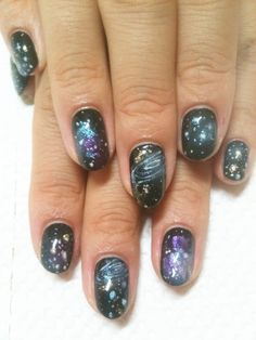 Galaxy in your hands
