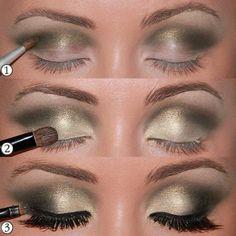 Eyes makeup do yourself