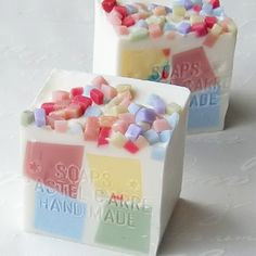 pastel cube 手作り石鹸の通信販売ネットショップ artist made soap PASTEL CARRE 無添加手作り石鹸の販売