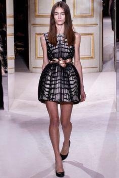 Giambattista Valli Spring 2013 Couture collection.