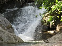 Lace Falls at Natural Bridge
