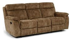 Flexsteel Furniture: Reclining Sofas: CasinoDouble Reclining Sofa (1425-62)