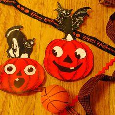 Halloween fun and games