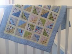 @Missouri Star Quilt Company - If I won the Chevron Fat Quarter Bundle I would make another super cute baby quilt for my gorgeous nephew :)