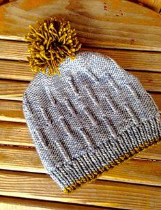 Ravelry: Snowfall Beanie pattern by Benjamin Matthews