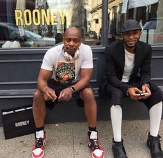 Dave Chappelle and Yasiin Bey (Mos Def) Afro, Actors Funny, Dave Chappelle, Mos Def, Radio City Music Hall, Black Actors, Hip Hop Fashion, Black Love, My People