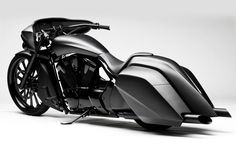 Honda Stammer Concept – HD Black Wallpaper