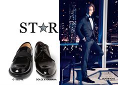 Fashion Men Holiday Season 2013 #winter #holiday #season #2013 #men #fashion #dmafashion #shoes #suit #okeeffe #dolceandgabbana #hugoboss