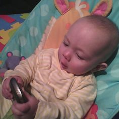 Baby got tech: Today's children growing up in a world of gadgets.