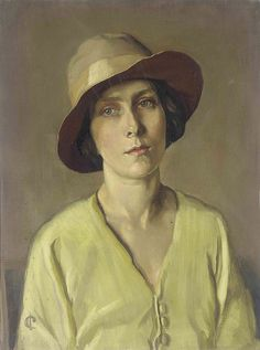 Isabel Codrington (British, 1874 - 1943): Agnes (via Christie's)