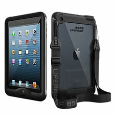 LifeProof® Nüüd Case for iPad® Mini - Black