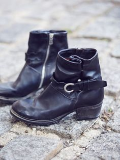 A.S. 98 Hendrix Engineer Boot at Free People Clothing Boutique