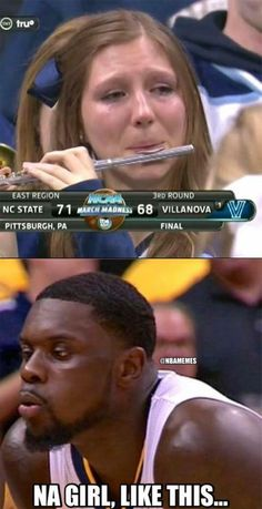 Lance Stephenson showing them how to play a flute! - http://nbafunnymeme.com/nba-memes/lance-stephenson-showing-them-how-to-play-a-flute