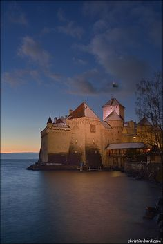 Chillon - Veytaux, Vaud, Switzerland