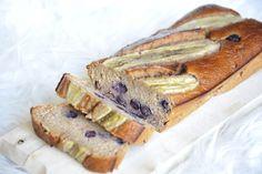 Bosbessen Bananenbrood