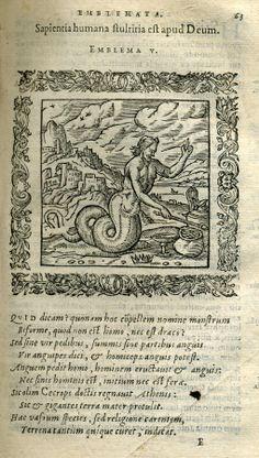 ALCIAT  -  Emblemata - Paris - Etienne Valet & François Gueffier  1601