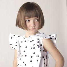 Girls fashion @aliceandalice: Motoreta Manuela Dress Polka Dot