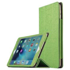 """Case For Apple iPad Air Protective Leather Case With Stand Card smart Cover tcovers For Apple iPad 5 Tablet 9.7""""inch Protector"""
