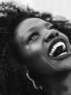 Viola Davis in Porter Edit March 2018 by Virginie Khateeb Viola Davis, Black Girl Magic, Black Girls, Black Women, Black Actors, My Black Is Beautiful, Beautiful Smile, How To Get Away, Belle Photo