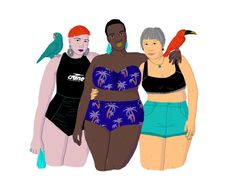 Laura Breiling: Beach Body: ✓