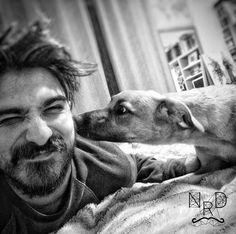 DOG LOVE KISS  _ph:LG NEXUS 5x  _app:SNAPSEED  #art #illustration #vector #photoshop #branding #design #webpage #logo #marketing #mixtape #art #beautiful #photo #love #illustration #fashion #instagood #nature #sketch #design #noreflexday #gabrifigliodelberto #dog #kiss #love