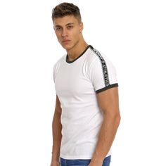 Superdry Stadium Ringer T-Shirt