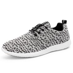 New spring and summer men's casual canvas shoes Korean men's shoes tide shoes running shoes adolescent male sports shoes - Shadmart.com