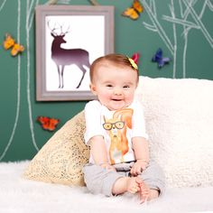 Take a look at the Baby's Woodland Friends event on zulily today!