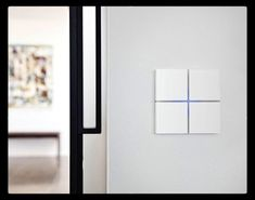Basalte Presents New Functionalities for Sentido KNX Tactile Switch at Light Building 2014 Lighting Concepts, Lighting Design, Minimalist Interior, Minimalist Design, Knx Home Automation, Home Tech, Light Building, Interior Stylist, Interior Lighting