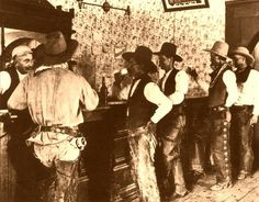 old west – Wyatt's Wild West Texas Cowboys, Wild West Cowboys, Old West Saloon, Old West Photos, Into The West, American Frontier, Texas History, Le Far West, Mountain Man