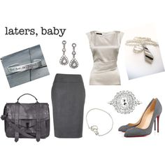 Fifty Shades of Grey - Polyvore