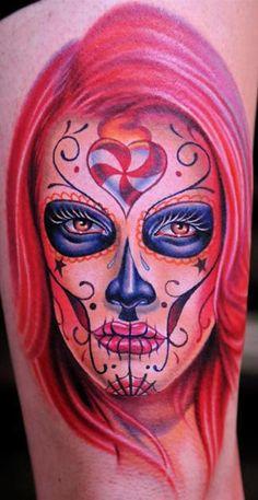 Tattoo #inked - D. Muertos