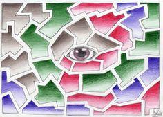 Afbeelding van http://th05.deviantart.net/fs30/200H/i/2009/018/3/9/lisergic_labyrinth_by_uponart.jpg.