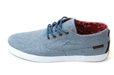 LAKAI CAMBY MID SCHUH STONEWASH TEXTILE  http://www.fourseasonsclothing.de/collections/maenner/products/lakai-camby-mid-schuh-stonewash-textile  #lakai #shoes #new #fourseasonsshop