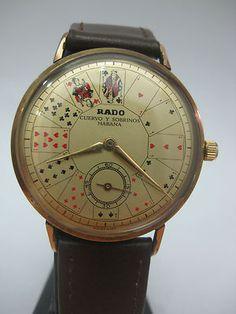 We buy vintage Cuervo Y Sobrinos watches.