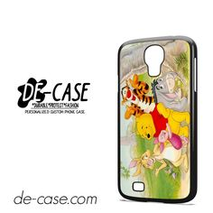 Winnie The Pooh And Friends DEAL-11944 Samsung Phonecase Cover For Samsung Galaxy S4 / S4 Mini
