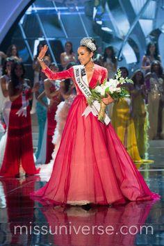 Miss USA Wins Miss Universe 2012! | Prom Dresses Blog | Homecoming Dress News
