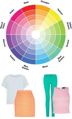 Ways to Mix and Match Colors in Your Outfit - How to Mix Colors - Cosmopolitan.. Complimentary colors really mean OPPOSITE colors.