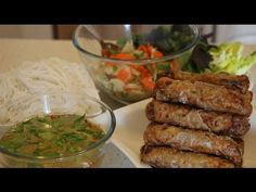 Vietnamese Recipes, Vietnamese Food, China Food, Food And Drink, Salad, Chicken, Meat, Cooking, Top