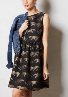 Anthropologie Panthere Dress worn by Annabeth Nass on Hart of Dixie. Shop it: http://www.pradux.com/anthropologie-panthere-dress-28785?q=s24