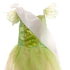 Tinker Bell Costume Dress For Kids