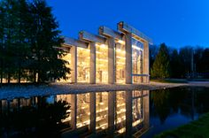 UBC Museum of Anthropology - Arthur Erickson Architect #blurrdMEDIA #architecture #photography
