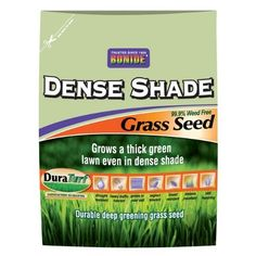 Bonide 60219 Dense Shade Grass Seed 50pound Check This Awesome Product By Going