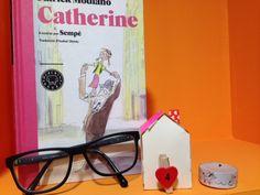 4de24 Catherine. Patrick Modiano i Sempé. Editat per Blackie Books. Recomanat +8